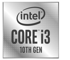Intel Procesor  INTEL Core i3-10100 BOX 3,6GHz, LGA1200