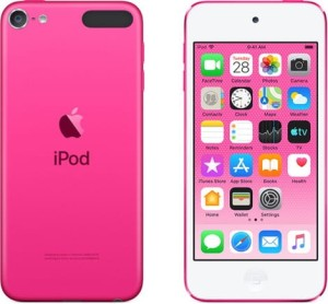 Apple iPod touch 256GB różowy