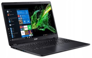 WYDAJNY LAPTOP Acer Aspire 3 Intel 4GB 256GB W10