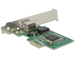 Delock Karta PCI Express 1x GIGABIT LAN