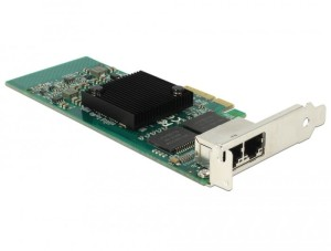 Delock Karta PCI Express 2x GIGABIT LAN