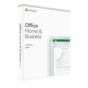 Pakiet Microsoft Office Home & Business 2019 PL P6 Win/Mac